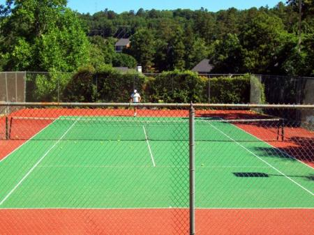 Play a game of tennis
