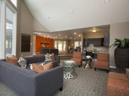 Newly Renovated Clubhouse and Leasing Office