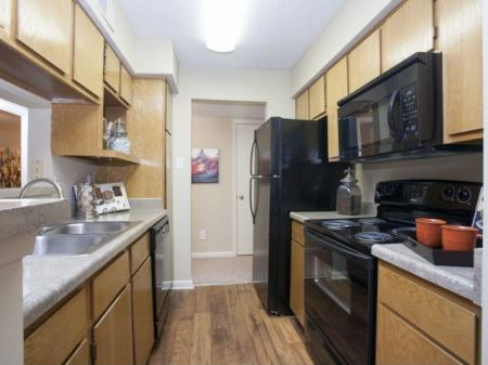 Fully Upgraded Kitchens!