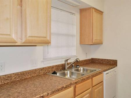 Cabinetry and counter tops