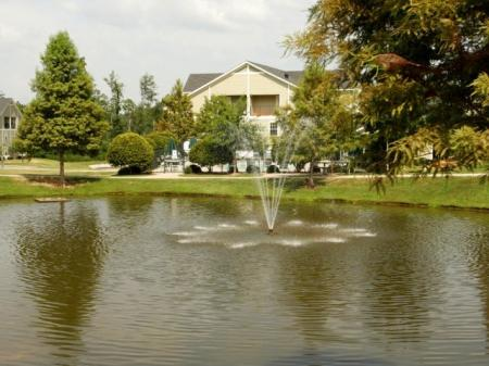 Twin Oaks Apartments Lake