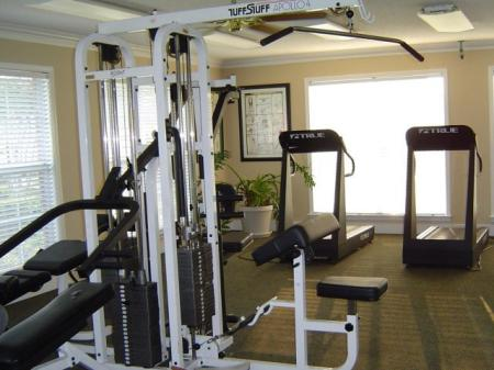 Onsite Exercise Facility