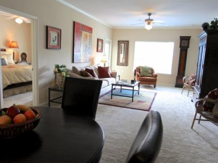 Large Living Areas