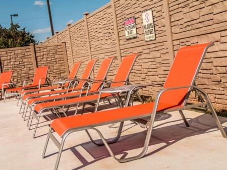 Grab some rays at our apartments in Oklahoma city OK