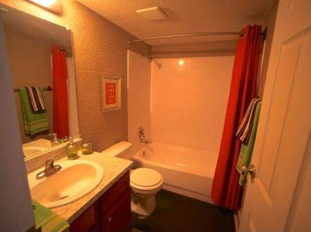 The Capitol on 28th Apartments Updated Bathrooms
