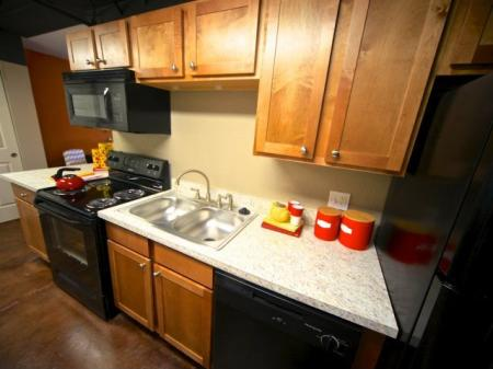 The Capitol on 28th Apartments Fully Updated Kitchens