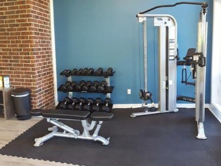 Willows of Coventry Apartments Newport News, VA Fitness Center