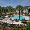 Kingwood apartments with modern pool and landscaping
