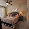 Spring, TX apartments master bedroom