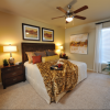 Kingwood, TX apartments master bedroom