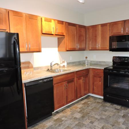 Fully-Equipped Kitchen Landmark At Sibley Square
