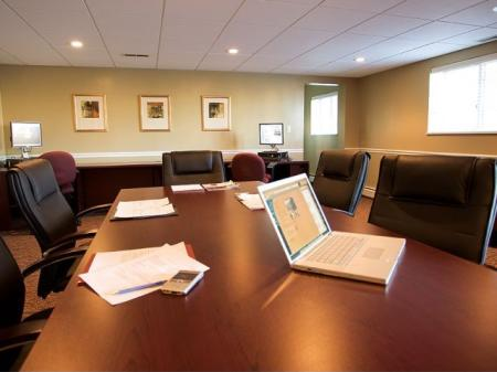 Business room | Parma apartments at Midtown Towers