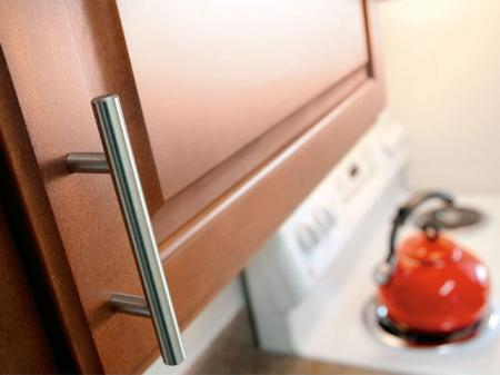 Well-Crafted Cabinetry | Parma apartments at Midtown Towers
