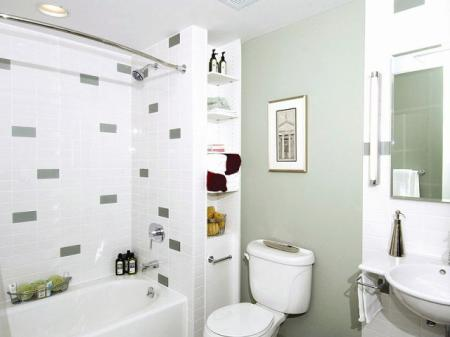 Bathroom of Cambridge Rental