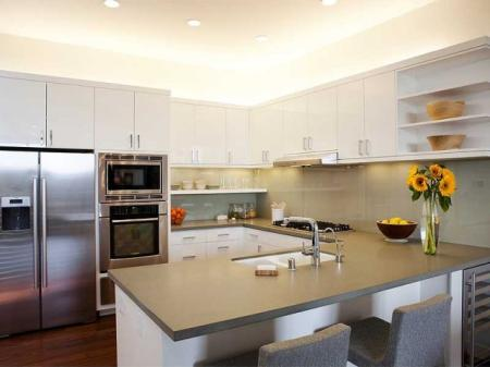 Belles Townhomes Kitchen
