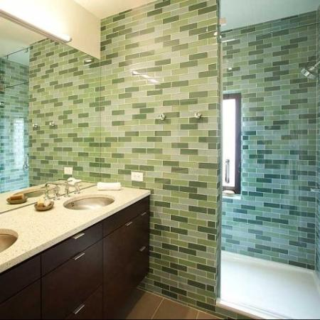 Bathroom at Belles Townhomes