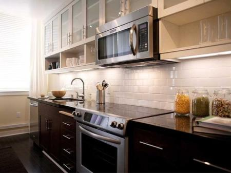 Kitchen Showroom | High Rise Apartments in San Francisco