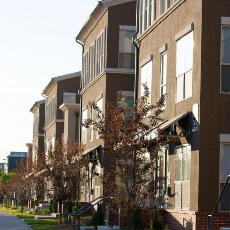 Modern design at its finest defines our Denver apartments at Botanica Town Center
