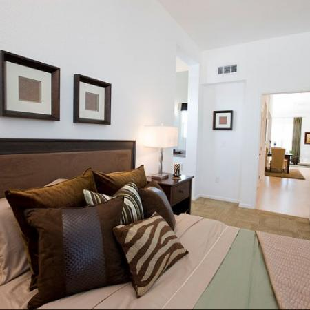 Relax in any of our apartment houses for rent in Denver at Botanica Town Center