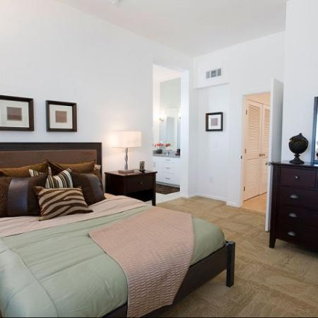 Another view of our comfortable luxury Denver apartments at Botanica Town Center