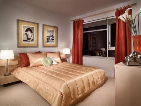 Luxury Apartments in Denver | Master Bedroom