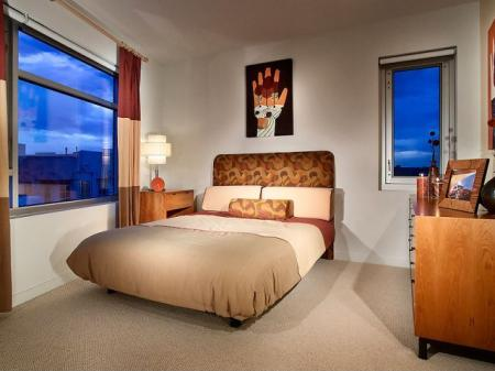 Luxury Apartments in Denver CO | Bedroom
