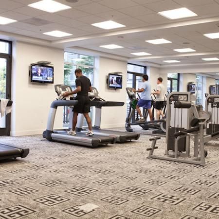 Fitness Center | The Uptown