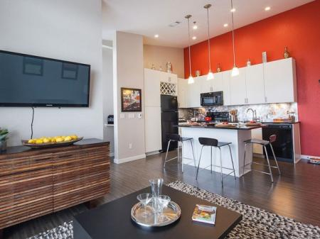 Apartments for rent in Denver CO | Dining Room