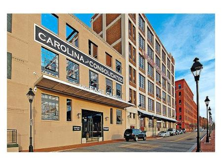 Apartments for rent in Richmond Virginia | Entrance