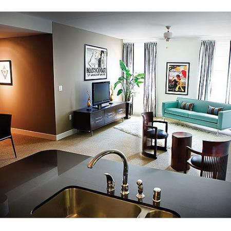 Downtown Dallas Apartments | The Merc