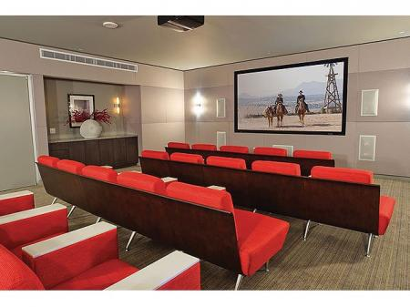 Theater Room | The Merc