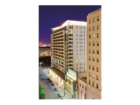 Luxury High Rise | The Element Mercantile Place Apartments