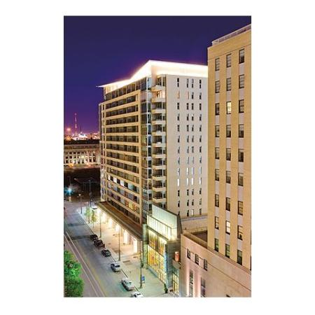 Luxury High Rise   The Element Mercantile Place Apartments