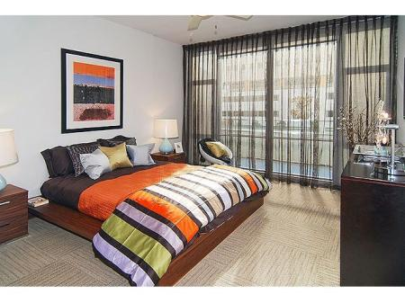 1 bedroom apartments in dallas tx | The Element Mercantile Place Apartments