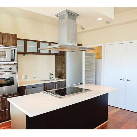 Luxury 1 and 2 bedroom Dallas Apartments   The Element Mercantile Place Apartments
