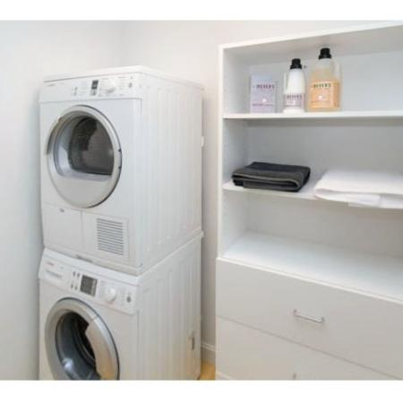 Luxury Amenities:| The Element Mercantile Place Apartments