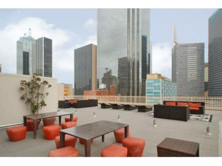Downtown High Rise Apartments | The Element Mercantile Place Apartments