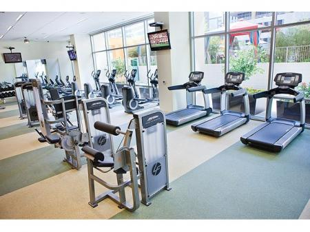 Fitness Center | The Wilson Mercantile Place