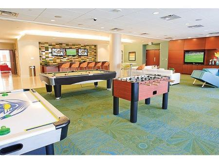 Game Room | The Wilson Mercantile Place