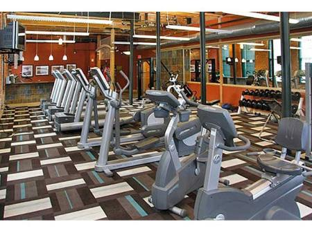 Cumberland Apartments | Fitness Center at The River Lofts