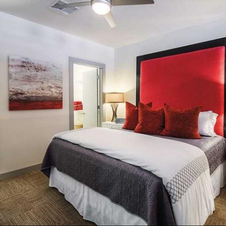 Dallas 1 bedroom Apartments | The Continental Mercantile Place Apartments