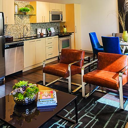 Apartments Dallas TX | The Continental Mercantile Place Apartments
