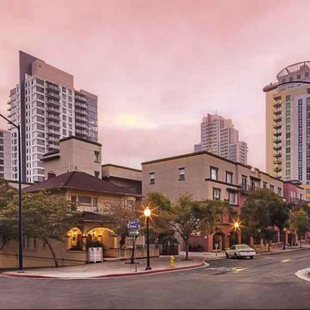 Downtown San Diego CA Apartments | The Heritage
