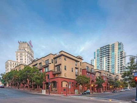 Luxury Apartments in San Diego | The Heritage