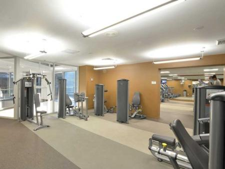 Fitness Center at Lenox Park3