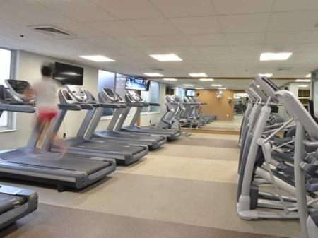 Fitness Center at Lenox Park 2