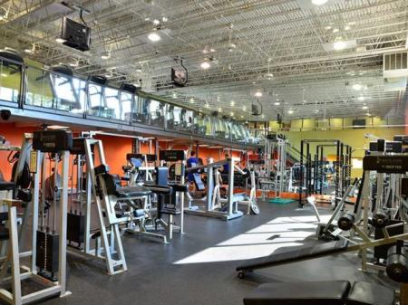 Fitness Center | The Pavilion