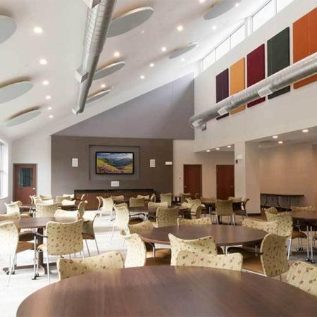 Resident Event Area | Independence Place Apartments