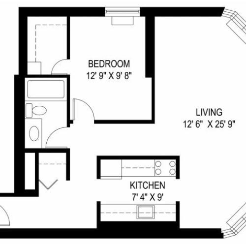 Chestnut Place-Residential