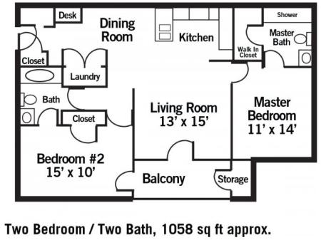 The Richmond - 2 Bedroom